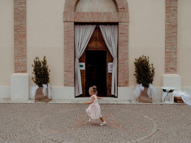 Il matrimonio di Gianluca e Laura a Formigine, Modena 46