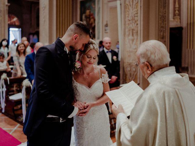 Il matrimonio di Gianluca e Laura a Formigine, Modena 48