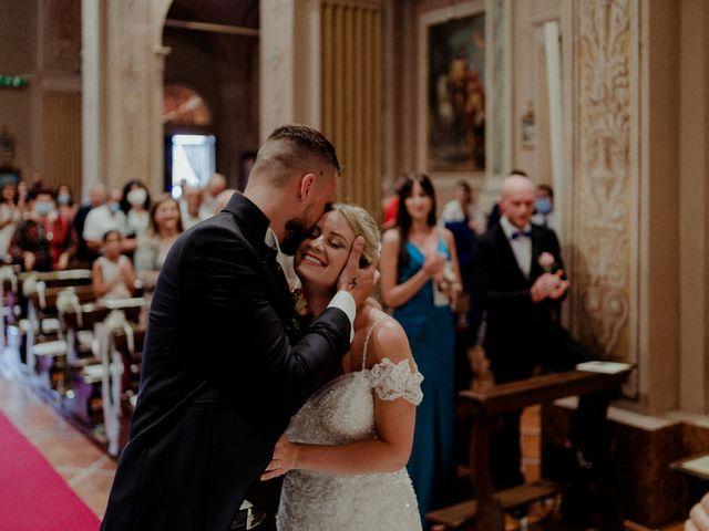 Il matrimonio di Gianluca e Laura a Formigine, Modena 51
