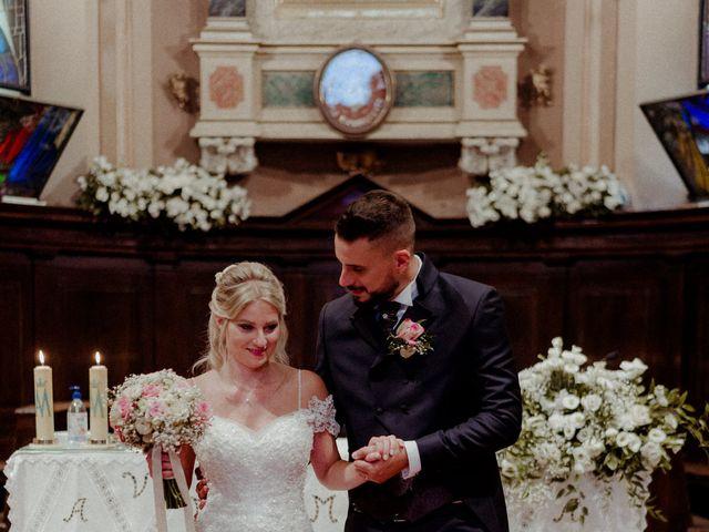 Il matrimonio di Gianluca e Laura a Formigine, Modena 52