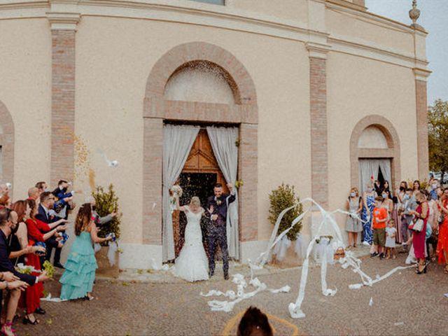 Il matrimonio di Gianluca e Laura a Formigine, Modena 54