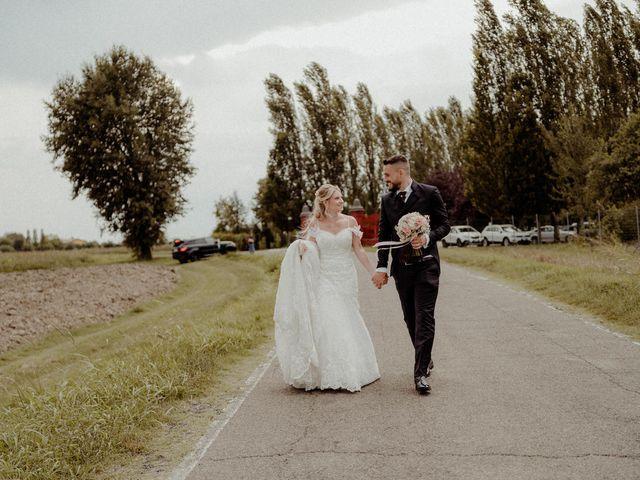 Il matrimonio di Gianluca e Laura a Formigine, Modena 66