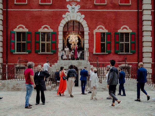 Il matrimonio di Gianluca e Laura a Formigine, Modena 76