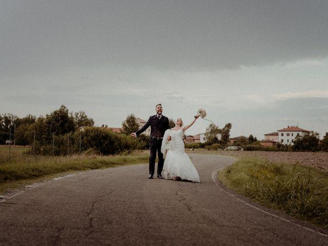 Il matrimonio di Gianluca e Laura a Formigine, Modena 77