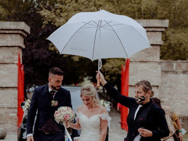 Il matrimonio di Gianluca e Laura a Formigine, Modena 79