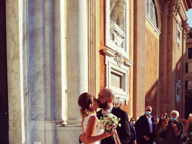 Il matrimonio di Luca e Erica a Genova, Genova 14