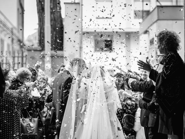 Il matrimonio di Vincenzo e Elisabetta a Corleone, Palermo 1