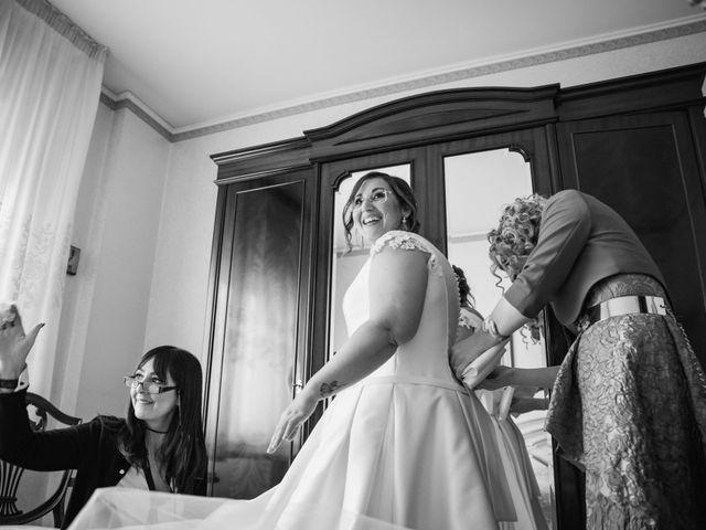 Il matrimonio di Vincenzo e Elisabetta a Corleone, Palermo 6