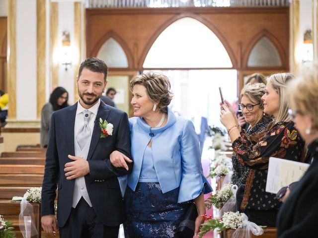 Il matrimonio di Vincenzo e Elisabetta a Corleone, Palermo 13