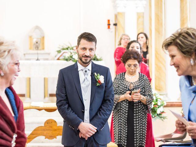 Il matrimonio di Vincenzo e Elisabetta a Corleone, Palermo 14