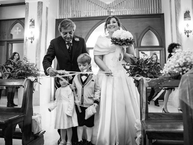 Il matrimonio di Vincenzo e Elisabetta a Corleone, Palermo 15