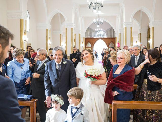 Il matrimonio di Vincenzo e Elisabetta a Corleone, Palermo 18
