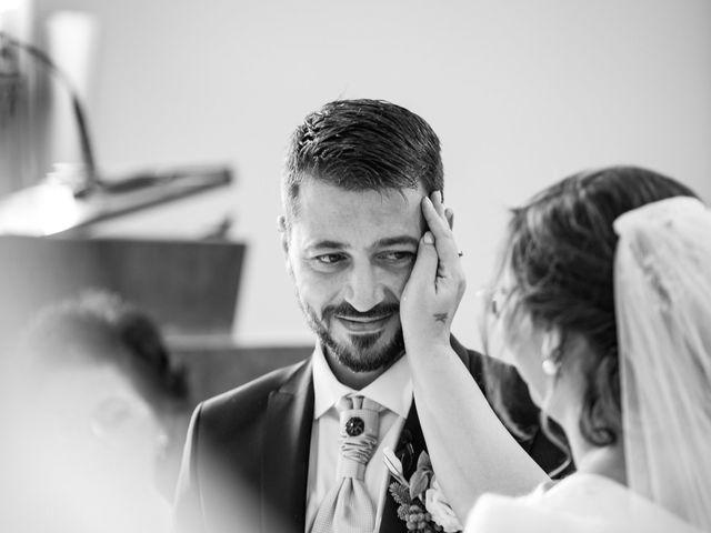 Il matrimonio di Vincenzo e Elisabetta a Corleone, Palermo 20
