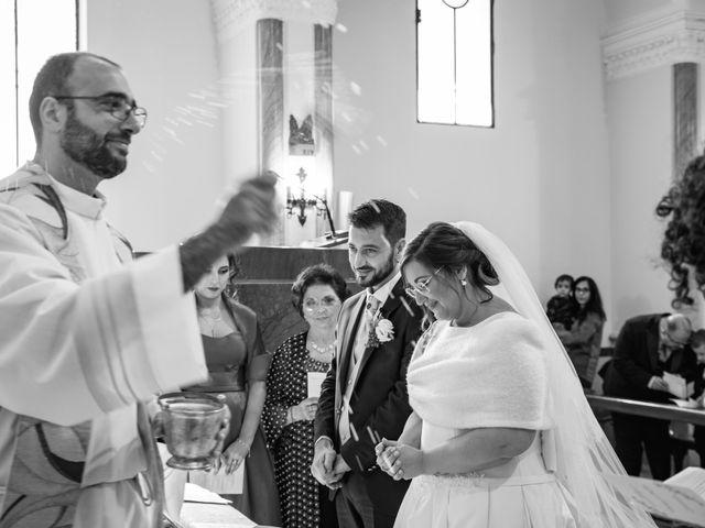Il matrimonio di Vincenzo e Elisabetta a Corleone, Palermo 21