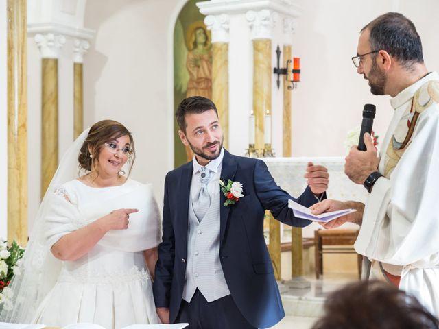 Il matrimonio di Vincenzo e Elisabetta a Corleone, Palermo 24