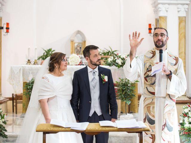 Il matrimonio di Vincenzo e Elisabetta a Corleone, Palermo 25