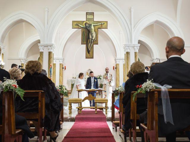 Il matrimonio di Vincenzo e Elisabetta a Corleone, Palermo 26
