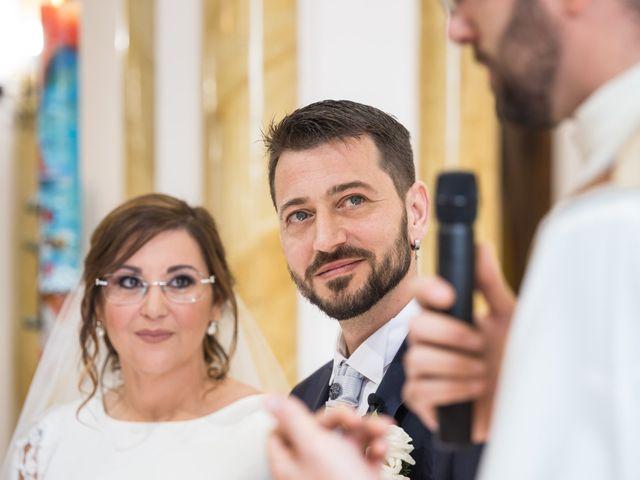 Il matrimonio di Vincenzo e Elisabetta a Corleone, Palermo 27