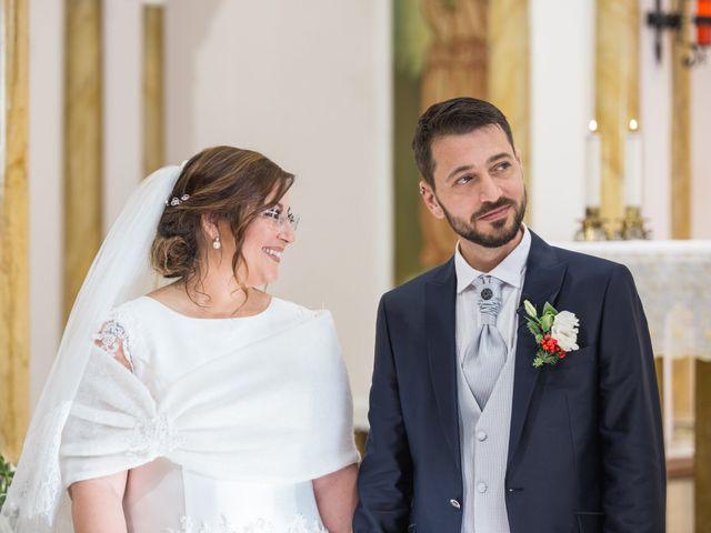 Il matrimonio di Vincenzo e Elisabetta a Corleone, Palermo 28