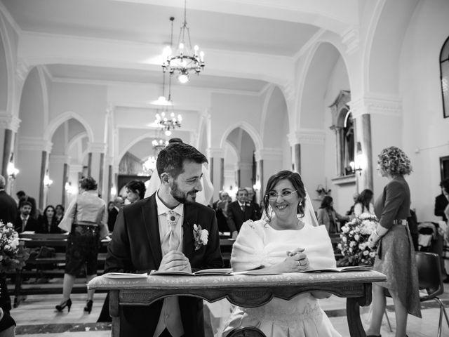 Il matrimonio di Vincenzo e Elisabetta a Corleone, Palermo 31