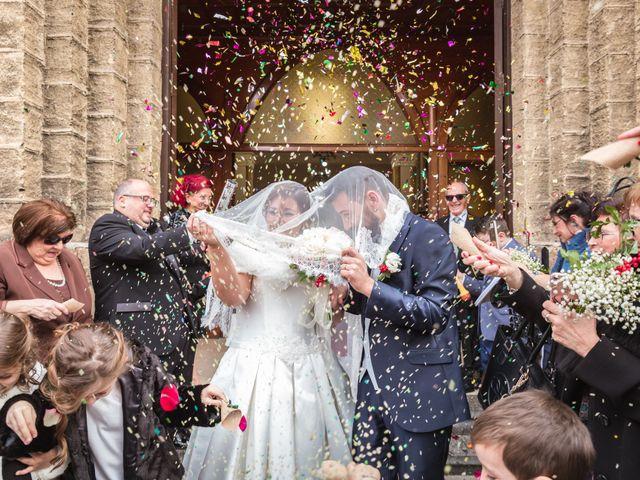 Il matrimonio di Vincenzo e Elisabetta a Corleone, Palermo 35