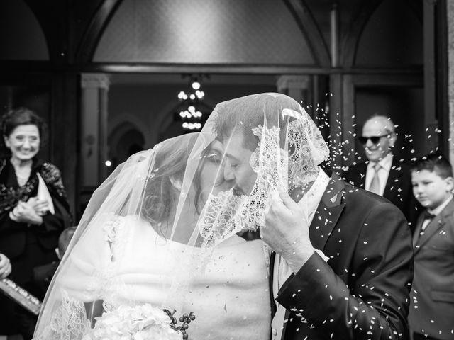 Il matrimonio di Vincenzo e Elisabetta a Corleone, Palermo 36