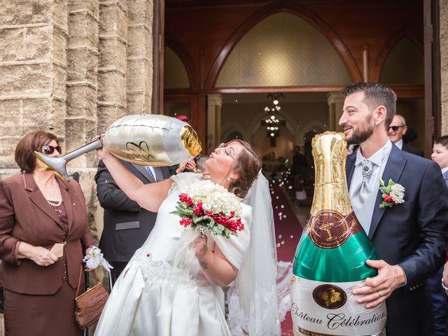 Il matrimonio di Vincenzo e Elisabetta a Corleone, Palermo 37