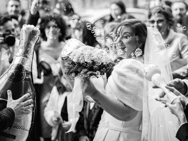 Il matrimonio di Vincenzo e Elisabetta a Corleone, Palermo 40