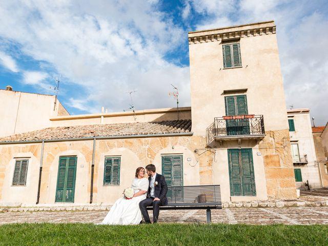 Il matrimonio di Vincenzo e Elisabetta a Corleone, Palermo 41
