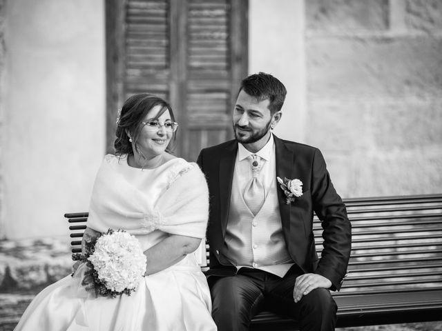 Il matrimonio di Vincenzo e Elisabetta a Corleone, Palermo 42