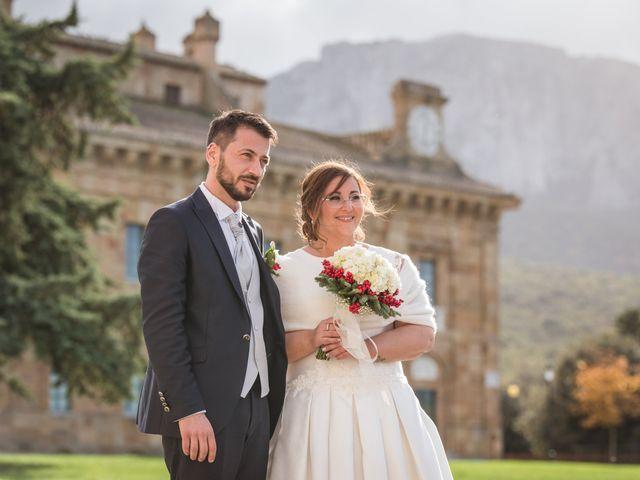 Il matrimonio di Vincenzo e Elisabetta a Corleone, Palermo 45