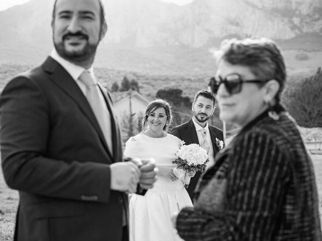 Il matrimonio di Vincenzo e Elisabetta a Corleone, Palermo 49