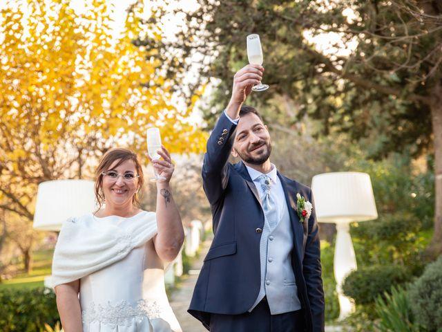 Il matrimonio di Vincenzo e Elisabetta a Corleone, Palermo 54