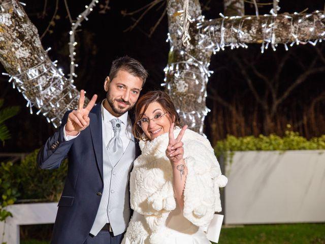 Il matrimonio di Vincenzo e Elisabetta a Corleone, Palermo 87