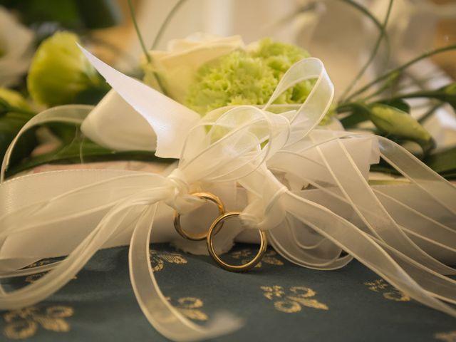 Il matrimonio di Eleonora e Andrea a Casaprota, Rieti 9