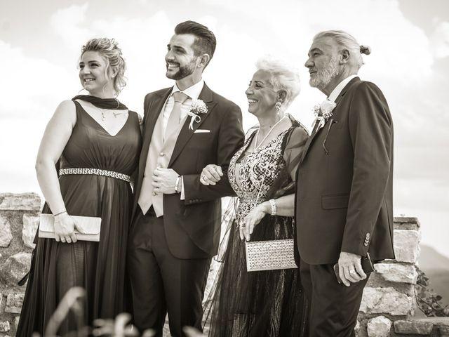 Il matrimonio di Eleonora e Andrea a Casaprota, Rieti 19