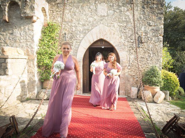 Il matrimonio di Eleonora e Andrea a Casaprota, Rieti 20