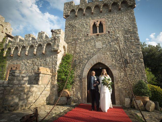 Il matrimonio di Eleonora e Andrea a Casaprota, Rieti 21