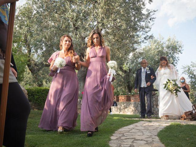 Il matrimonio di Eleonora e Andrea a Casaprota, Rieti 22
