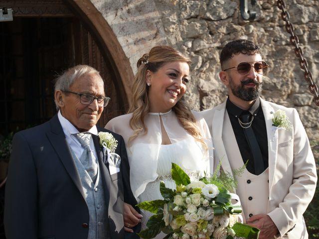 Il matrimonio di Eleonora e Andrea a Casaprota, Rieti 23