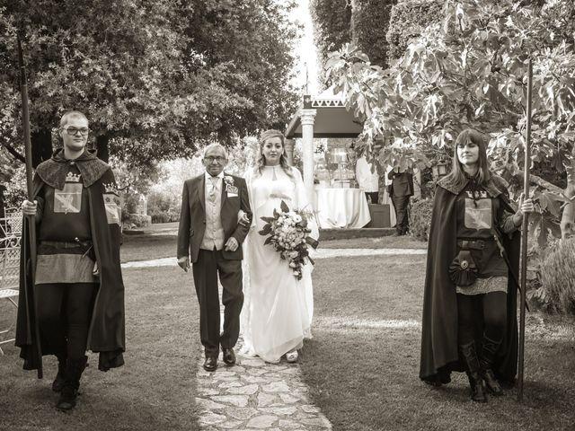Il matrimonio di Eleonora e Andrea a Casaprota, Rieti 24