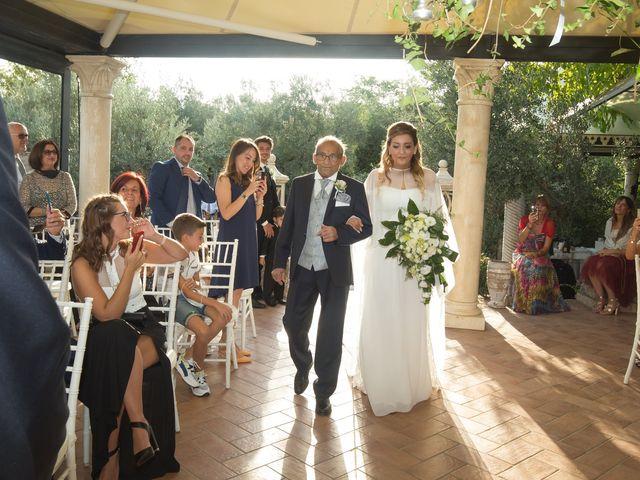 Il matrimonio di Eleonora e Andrea a Casaprota, Rieti 25