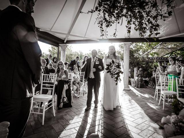 Il matrimonio di Eleonora e Andrea a Casaprota, Rieti 26