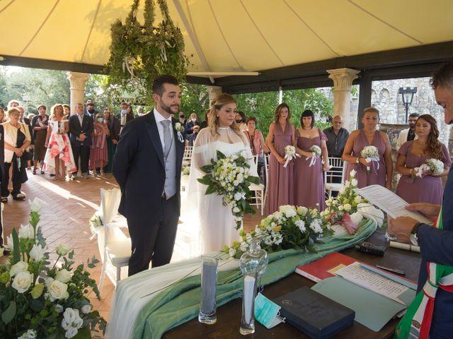 Il matrimonio di Eleonora e Andrea a Casaprota, Rieti 27