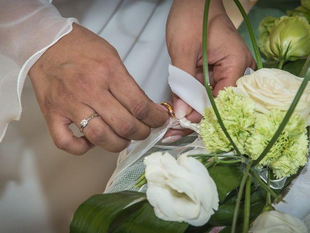 Il matrimonio di Eleonora e Andrea a Casaprota, Rieti 29