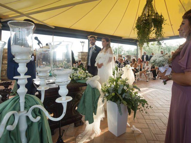 Il matrimonio di Eleonora e Andrea a Casaprota, Rieti 30