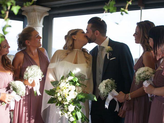 Il matrimonio di Eleonora e Andrea a Casaprota, Rieti 34