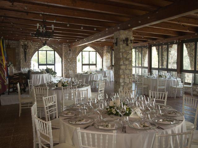 Il matrimonio di Eleonora e Andrea a Casaprota, Rieti 35