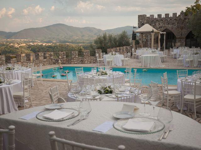 Il matrimonio di Eleonora e Andrea a Casaprota, Rieti 38