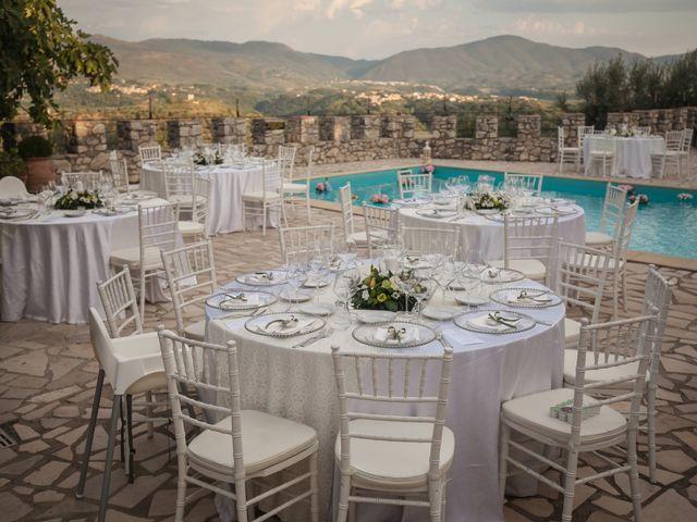 Il matrimonio di Eleonora e Andrea a Casaprota, Rieti 39